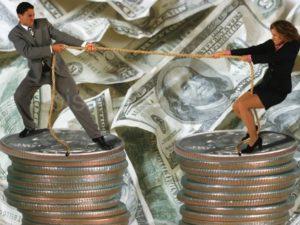 Деньги – лакмусовая бумажка отношений в паре